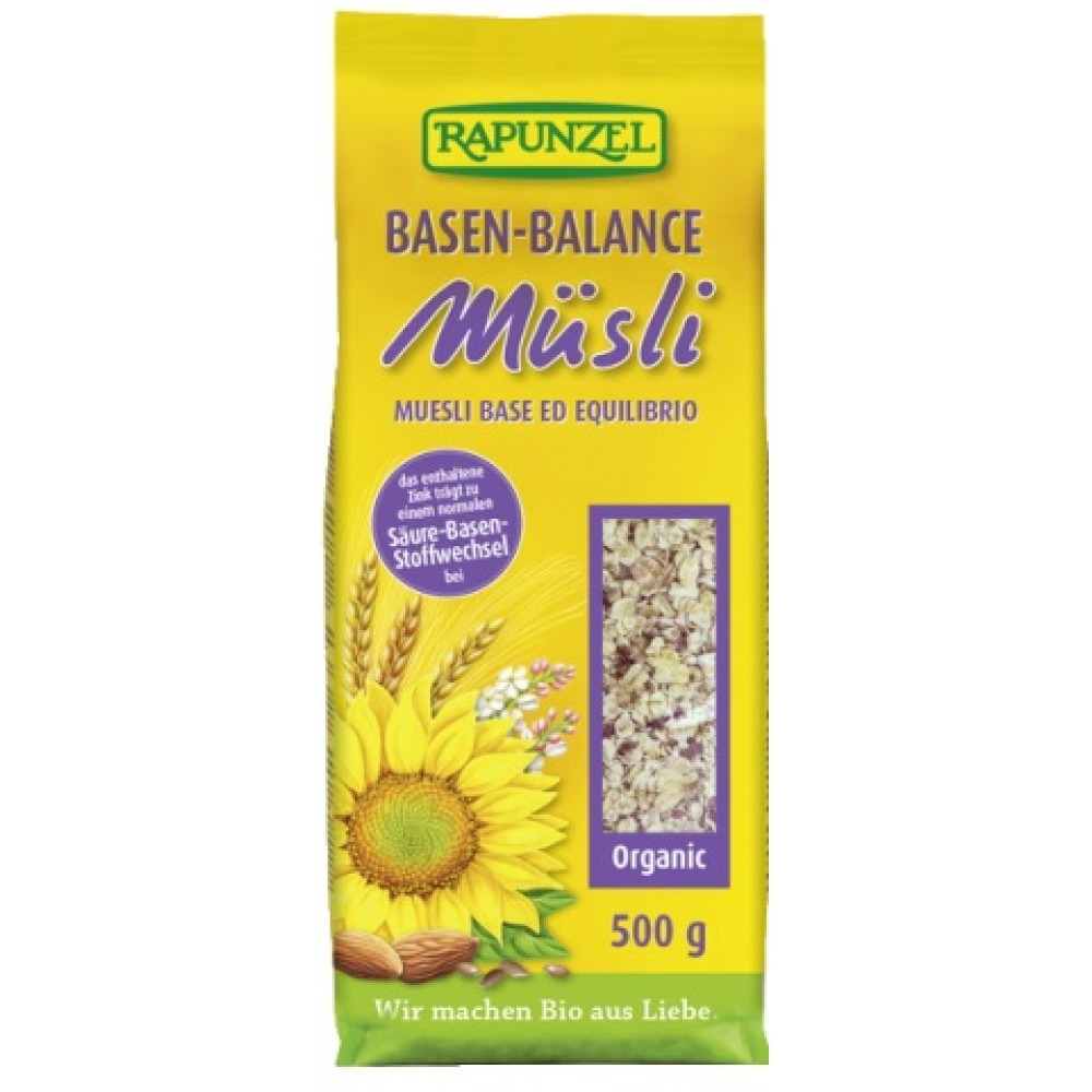 Musli Basic bio