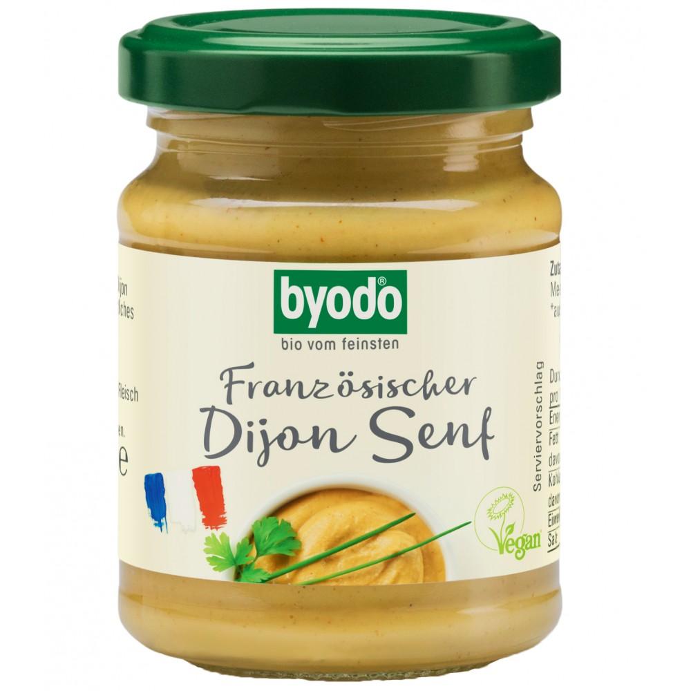Mustar bio Dijon