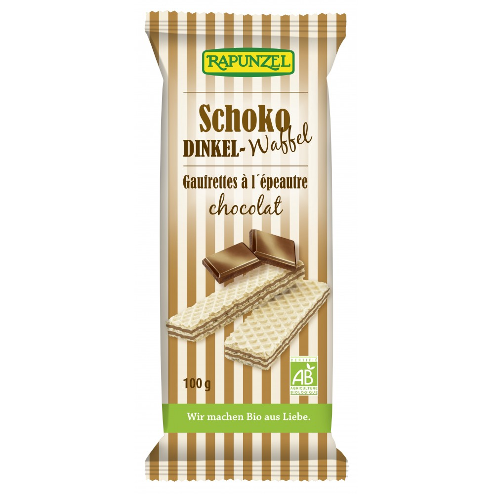 Napolitana bio cu ciocolată