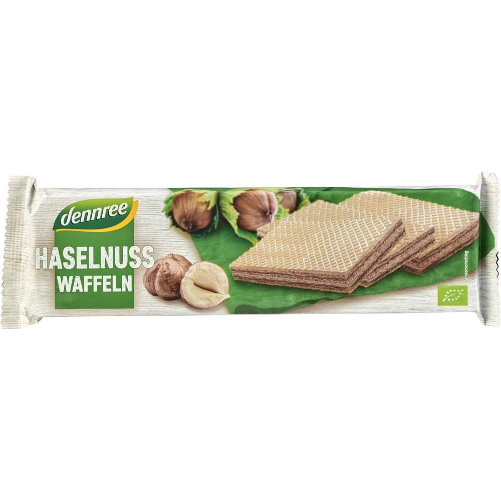 Napolitane cu crema de alune de padure