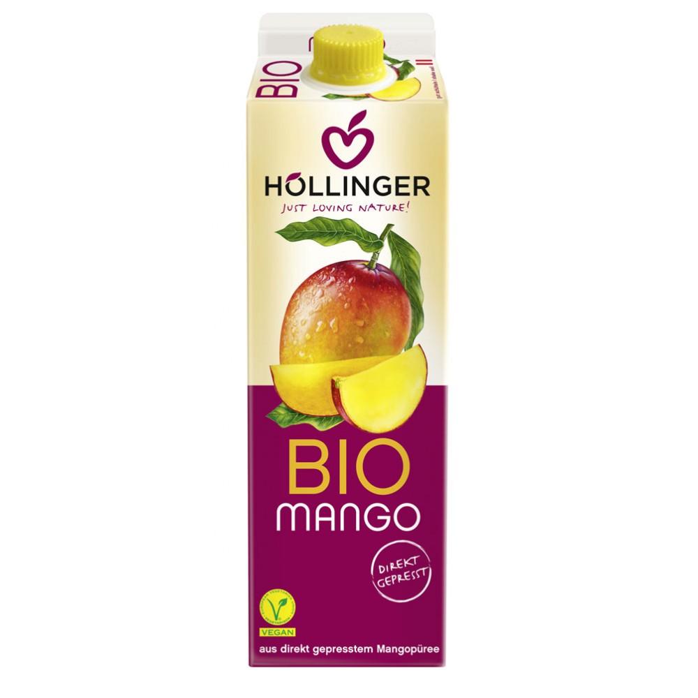 Nectar de mango din presare directa