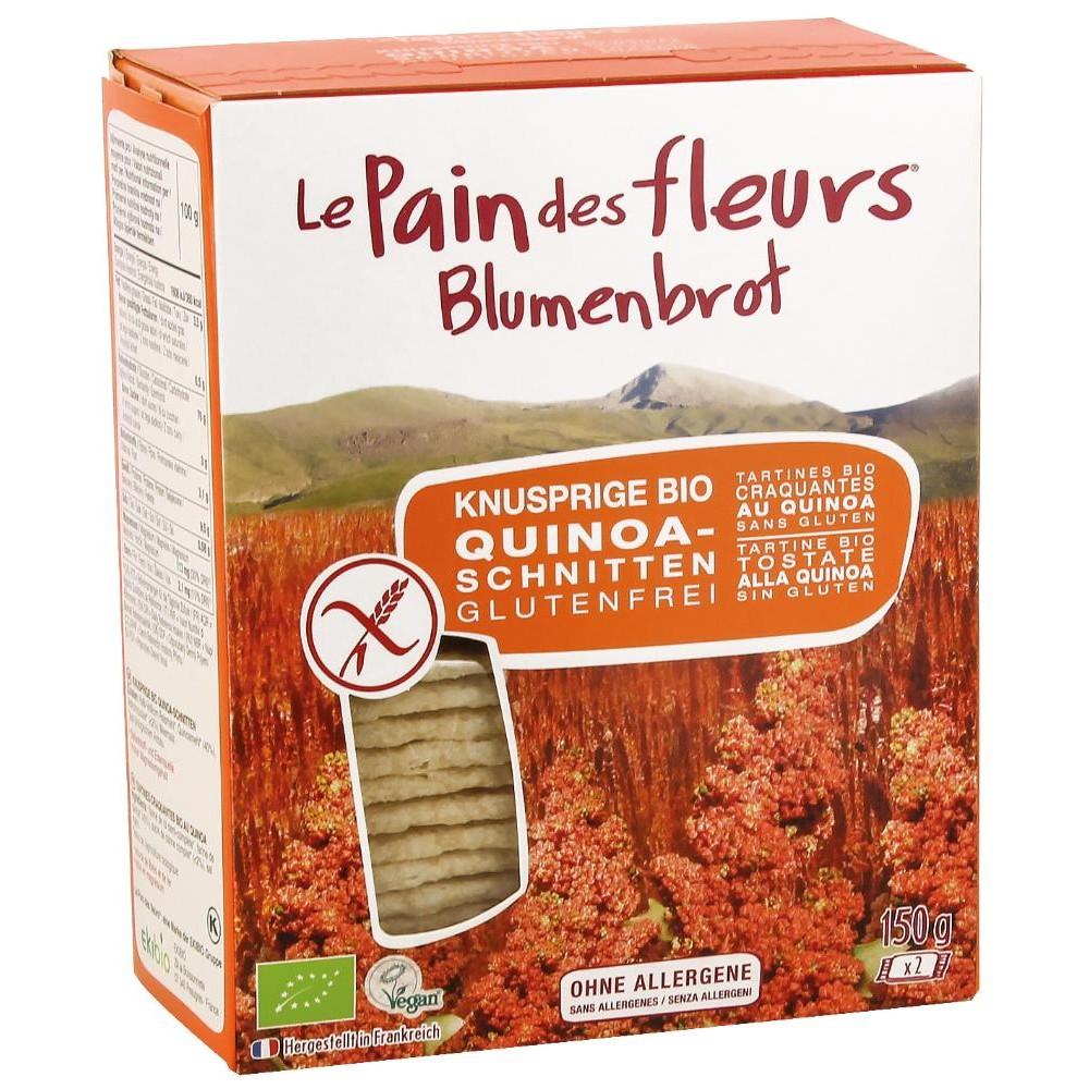 Paine crocanta cu quinoa FARA GLUTEN