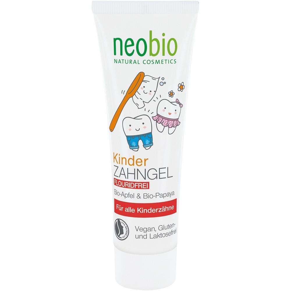 Pasta de dinti gel pentru copii