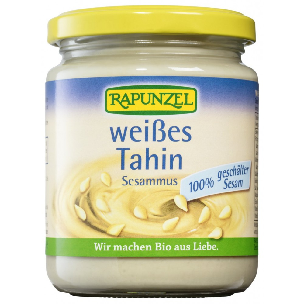 Pasta Tahin bio alb Vegana