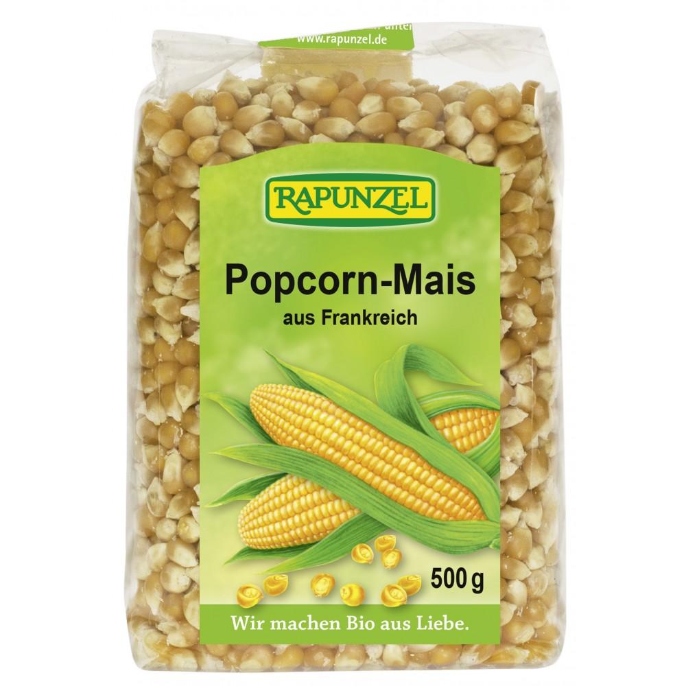 Porumb pentru popcorn bio