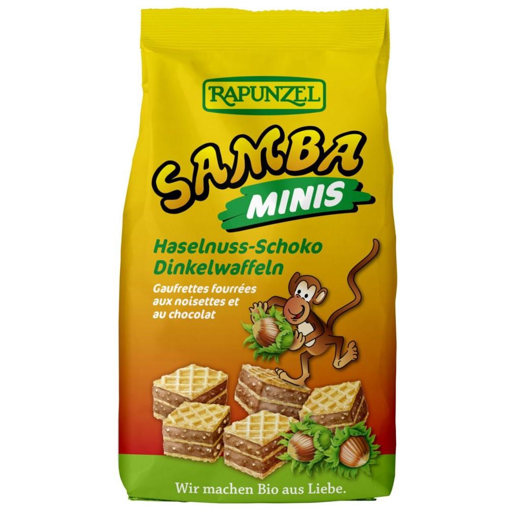 Samba Minis napolitane bio