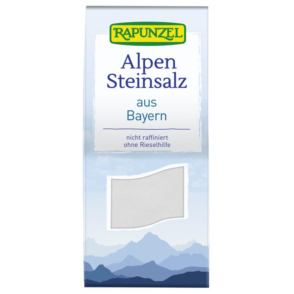 Sare gema din Alpi