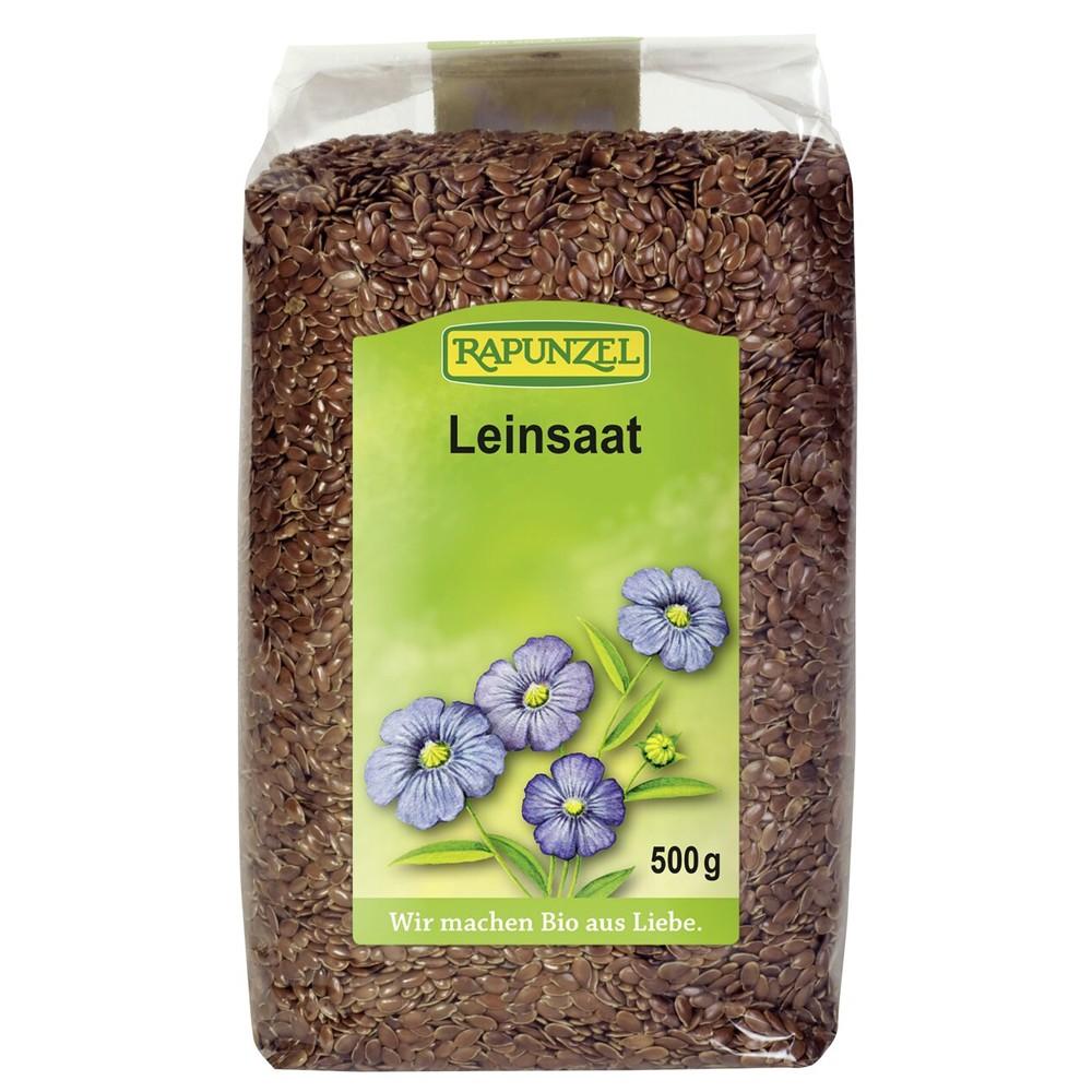 Seminte de in bio ecologic