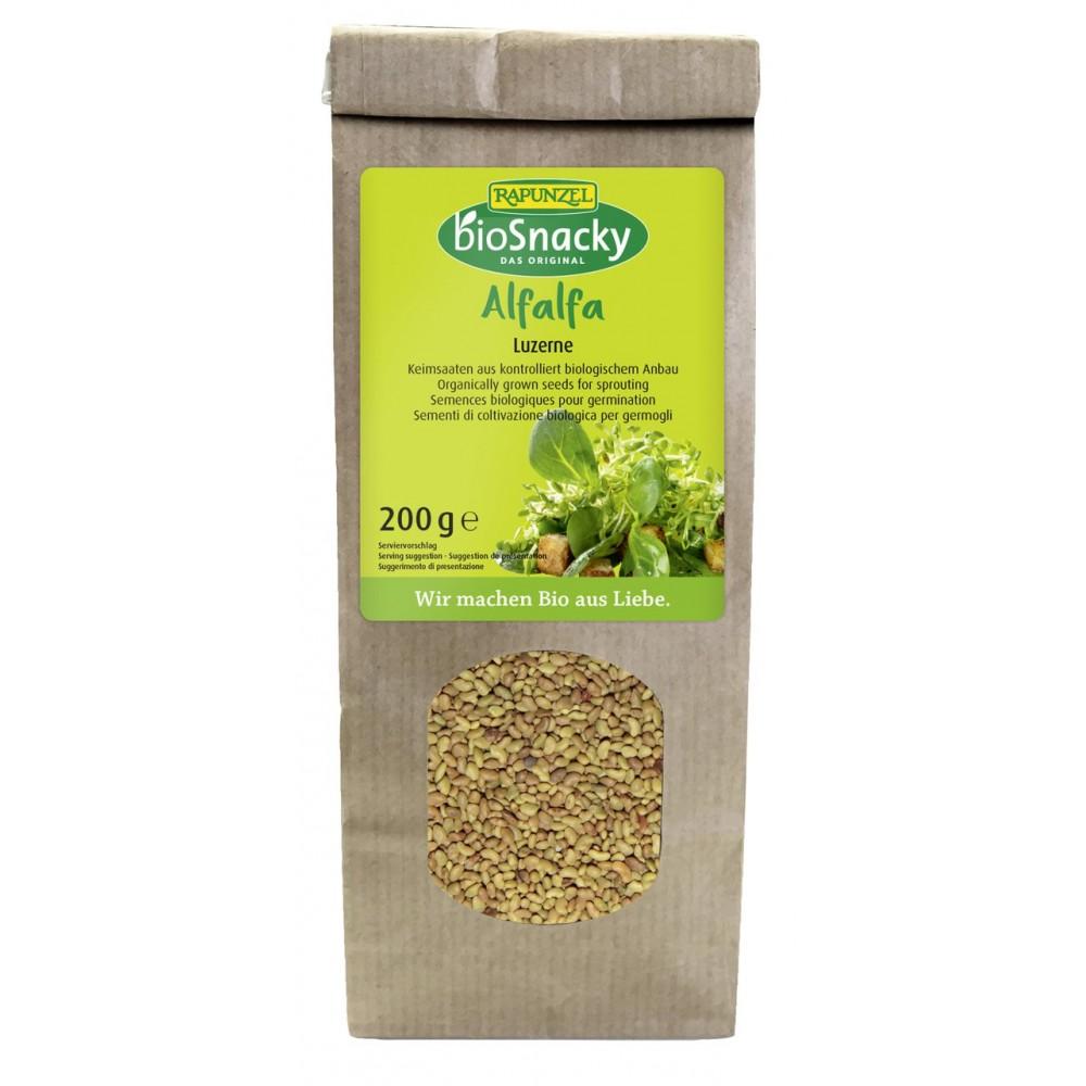 Seminte de lucerna pentru germinat bio
