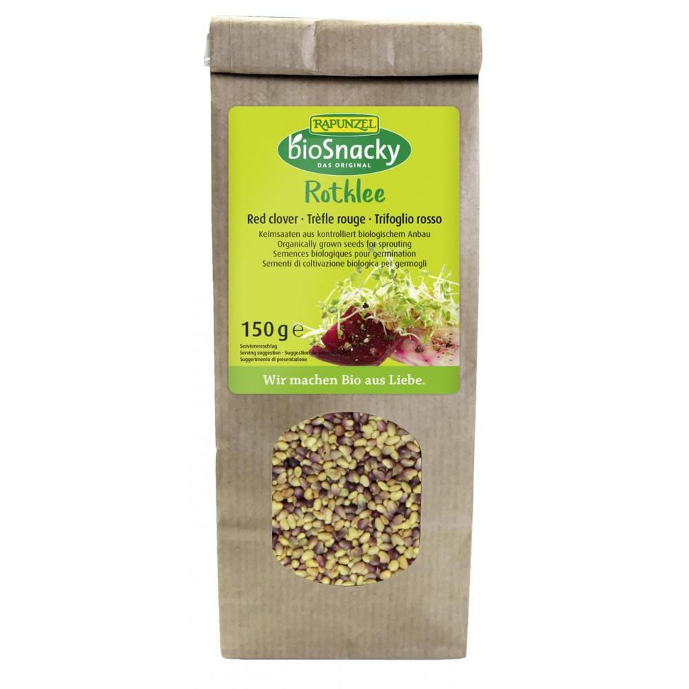 Seminte de trifoi rosu ecologic pentru germinat