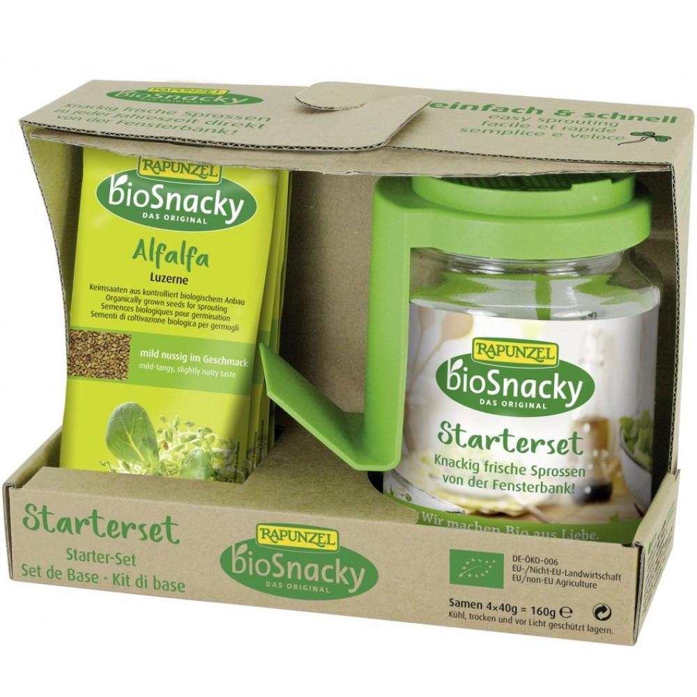 Set Starter pentru germinat bio