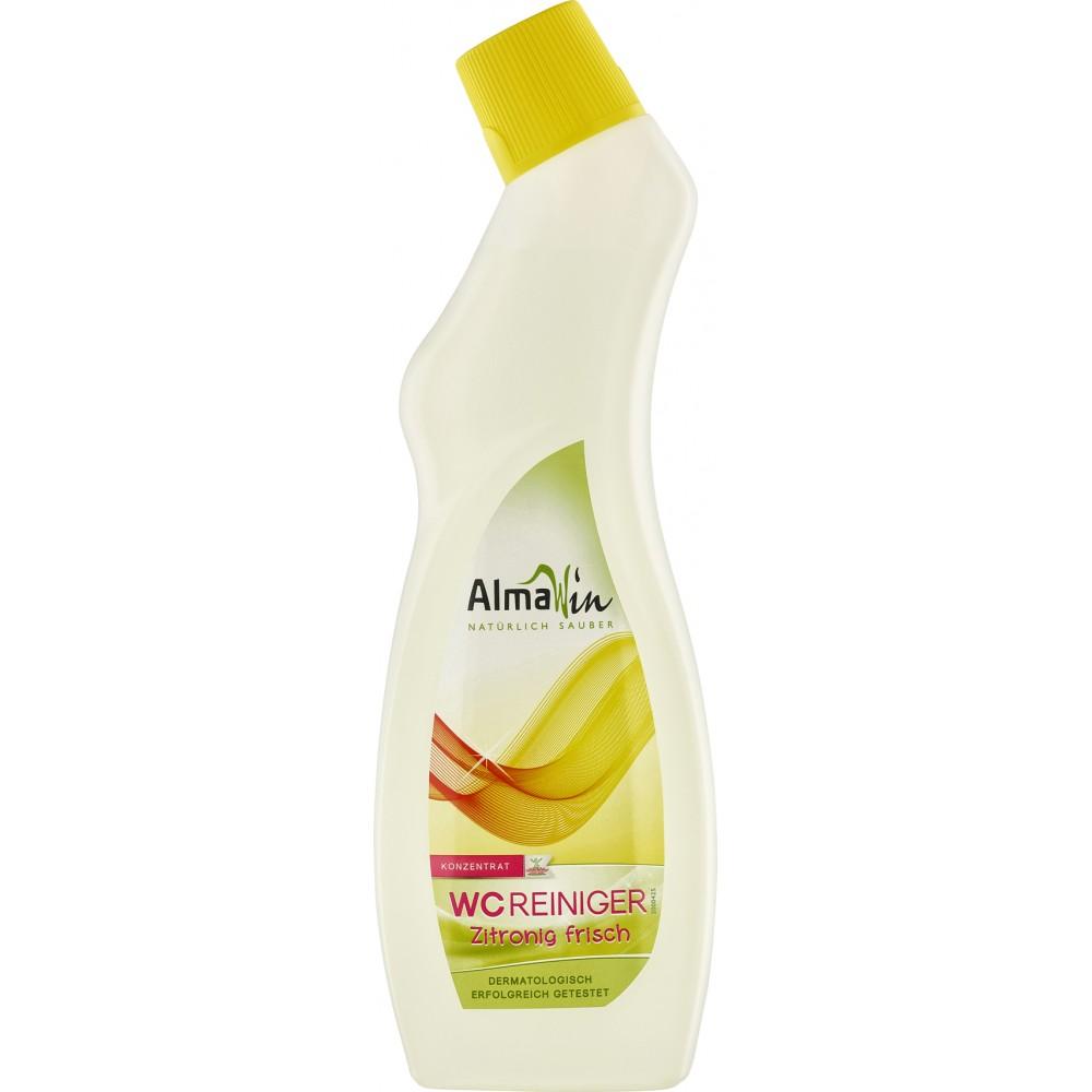 Solutie ecologica pentru curatat toaleta Lemon fresh