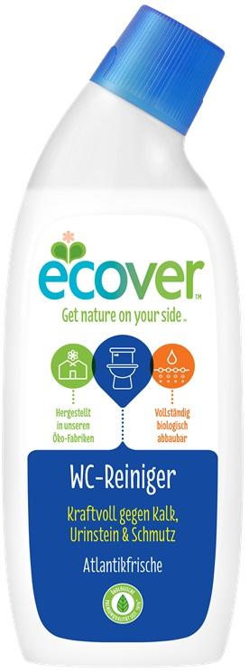 Solutie pentru curatat toaleta eco