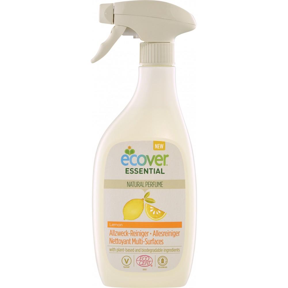 Solutie universala pentru curatat cu lamaie ecologica