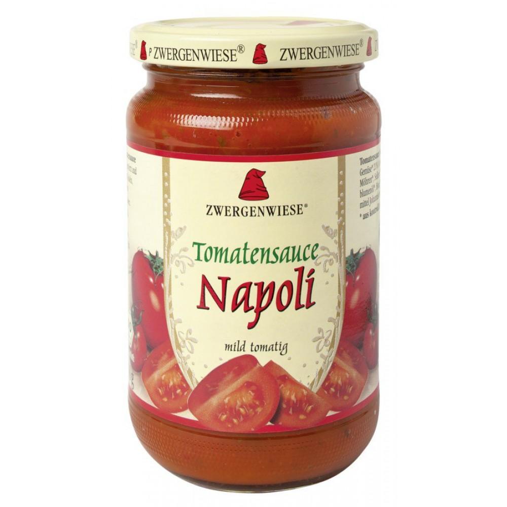 Sos bio de tomate ecologice Napoli