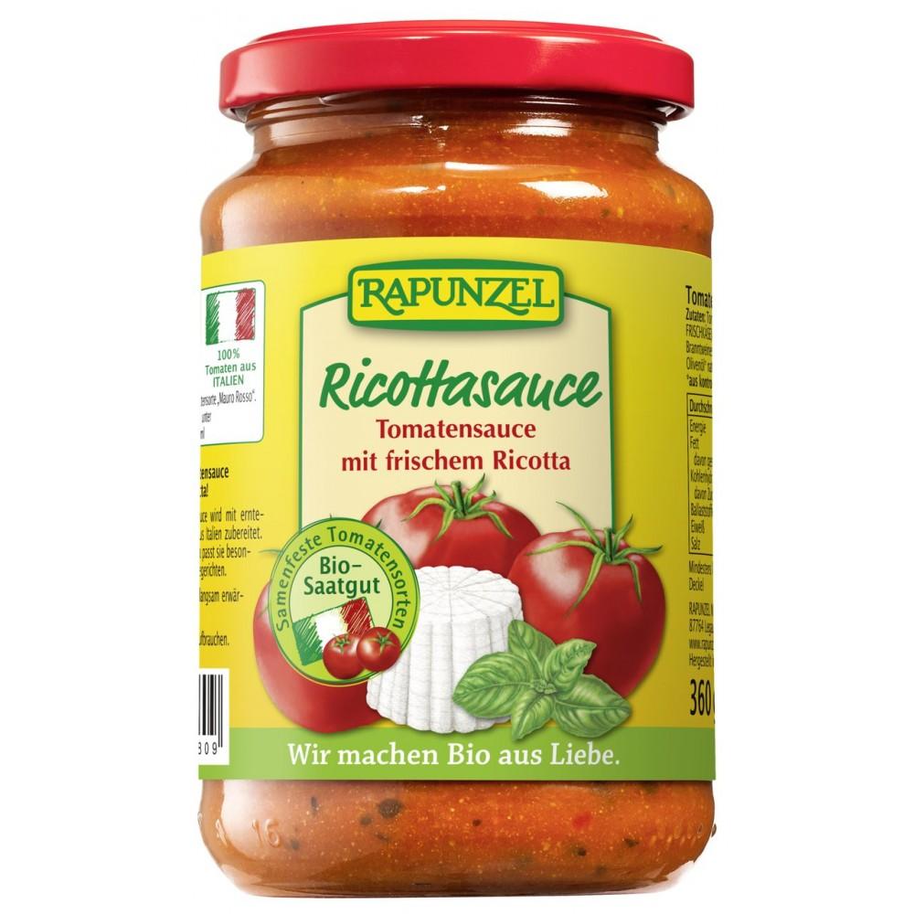 Sos bio de tomate Ricotta