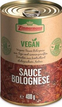 Sos Bologniese Vegan
