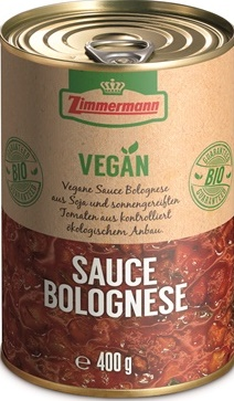 Sos Bologniese Vegan ecologic