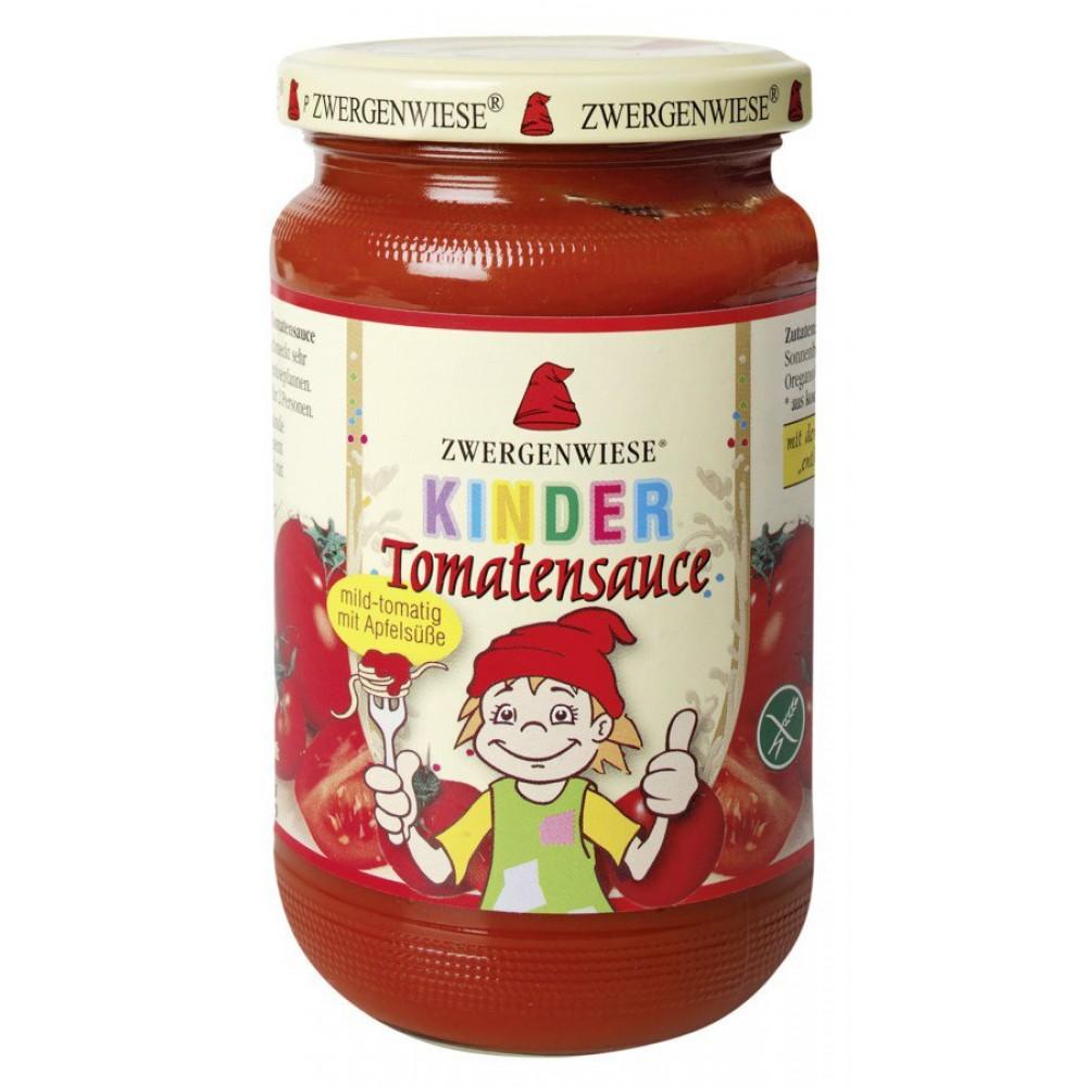 Sos de tomate pentru copii cu indulcitor din mar