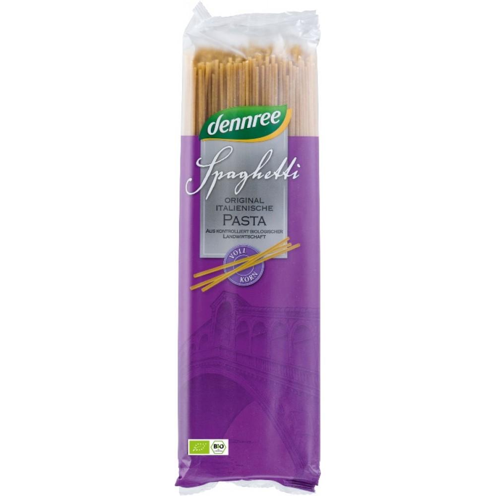Spaghete din grau dur integral