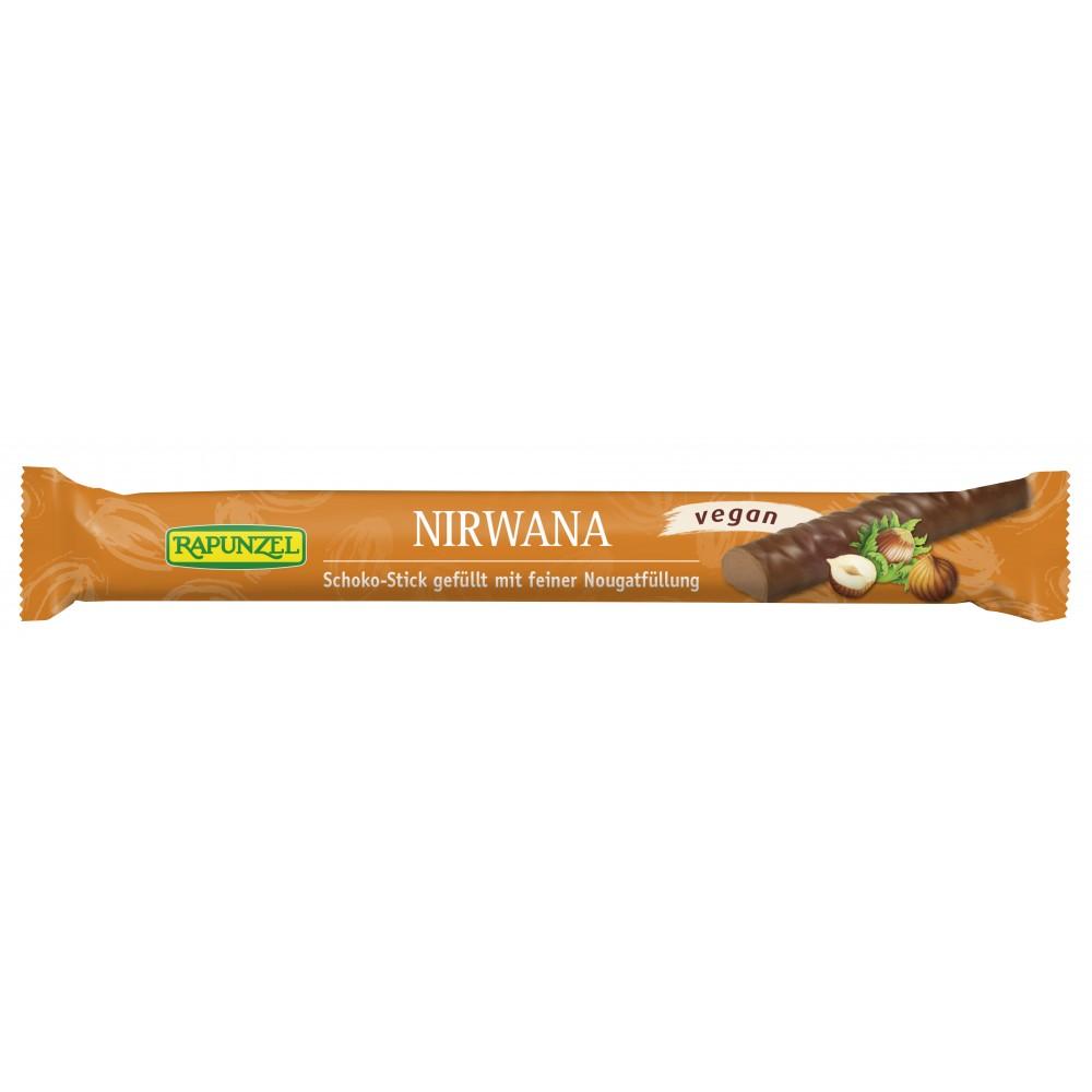 Stick Nirwana VEGAN cu ciocolata si crema de alune
