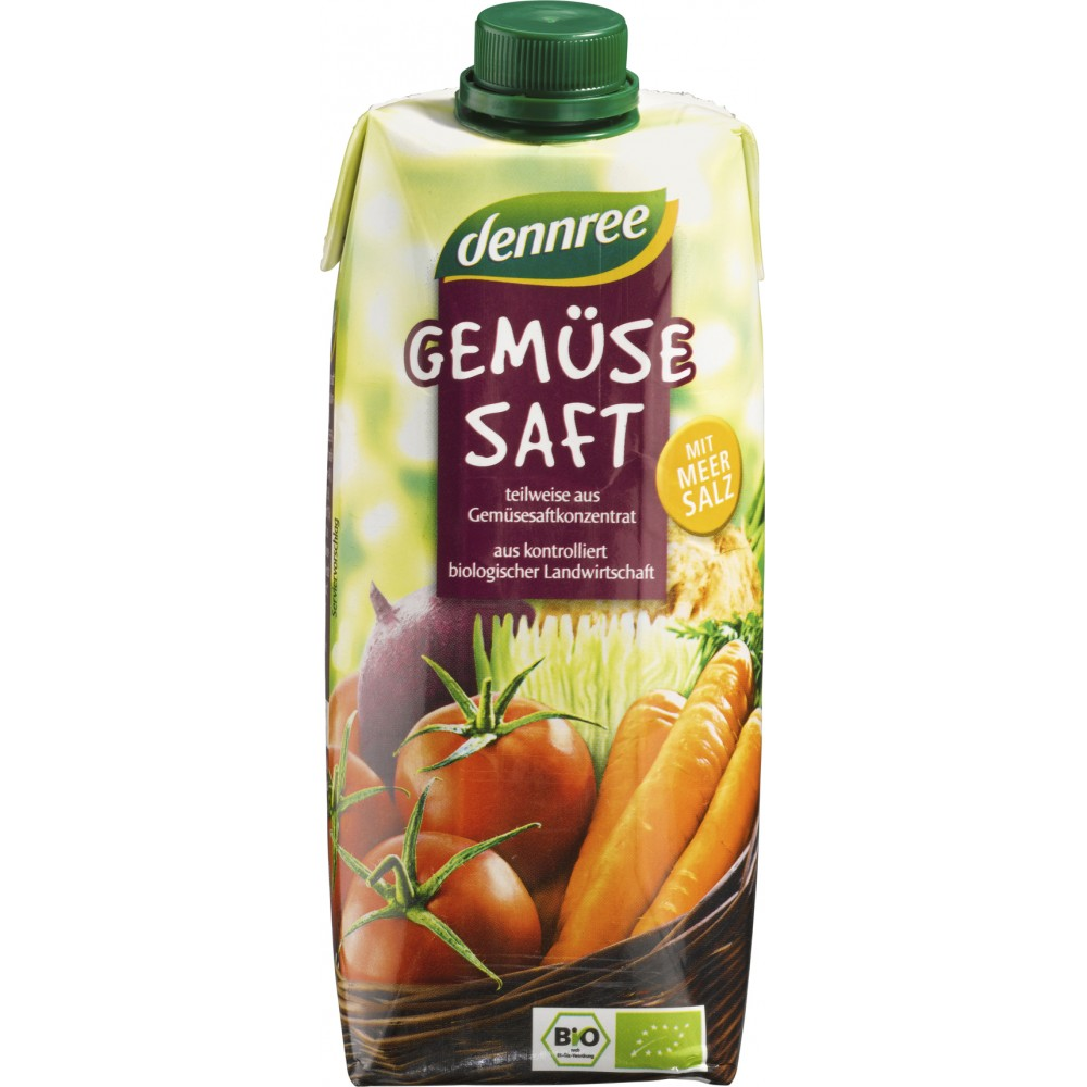 Suc de legume VEGAN