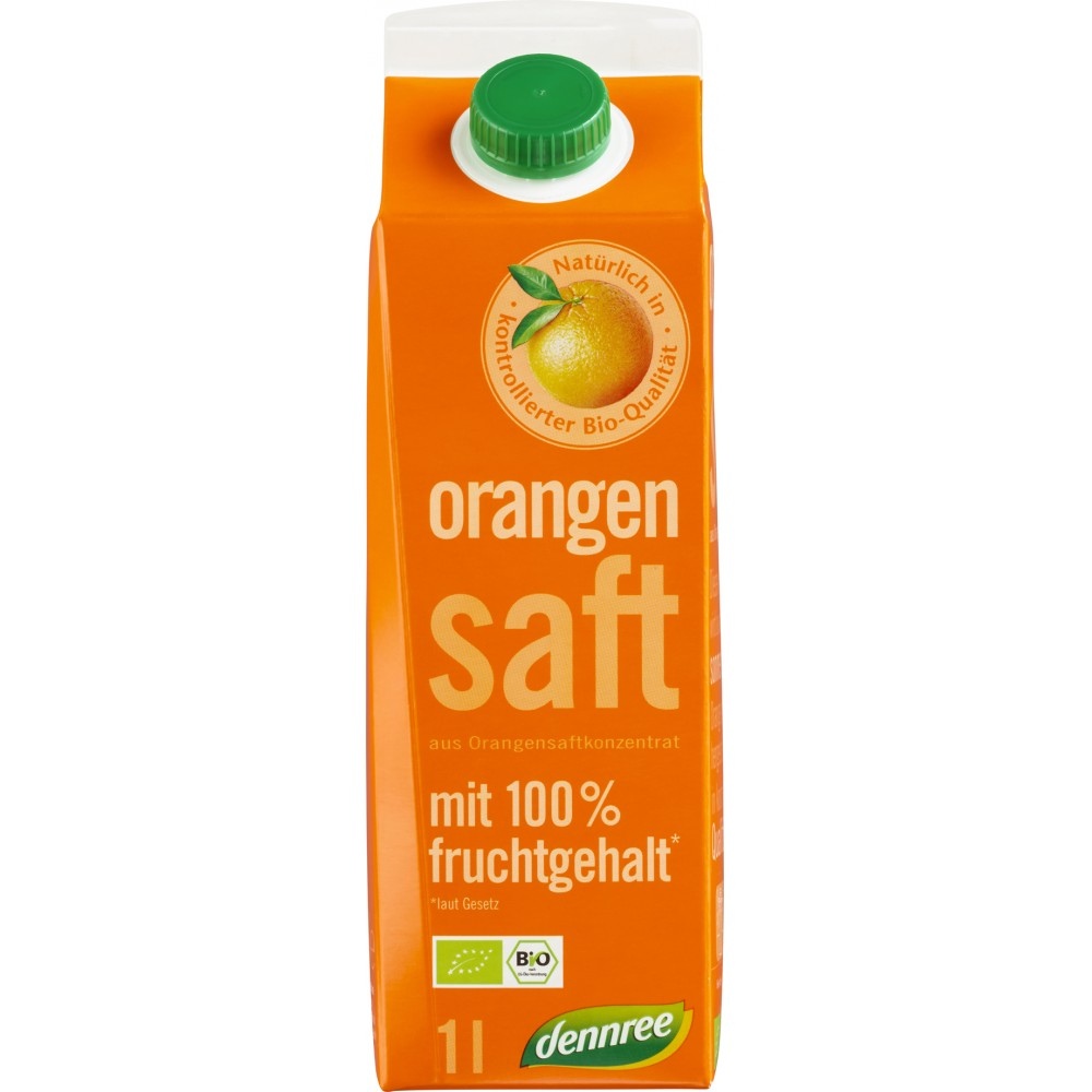 Suc de portocale din concentrat