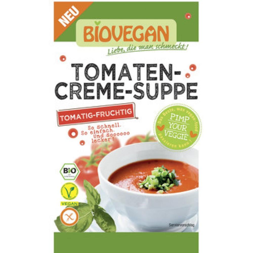 Supa crema de tomate FARA GLUTEN
