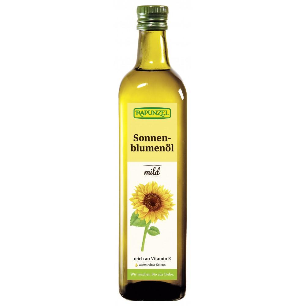 Ulei de floarea soarelui fin