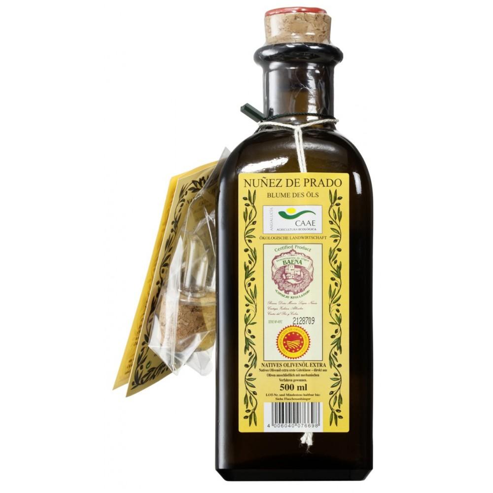 Ulei bio de măsline Spuma Uleiurilor extravirgin