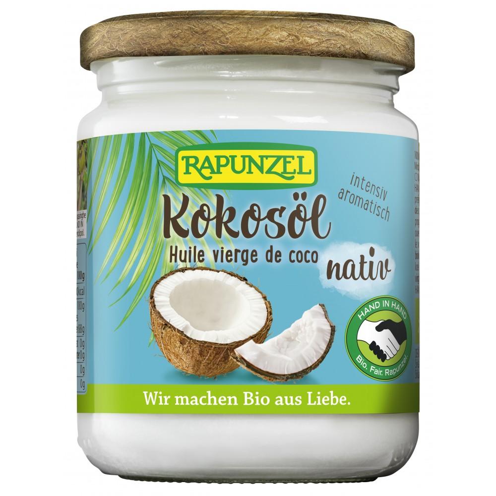 Ulei de cocos bio virgin