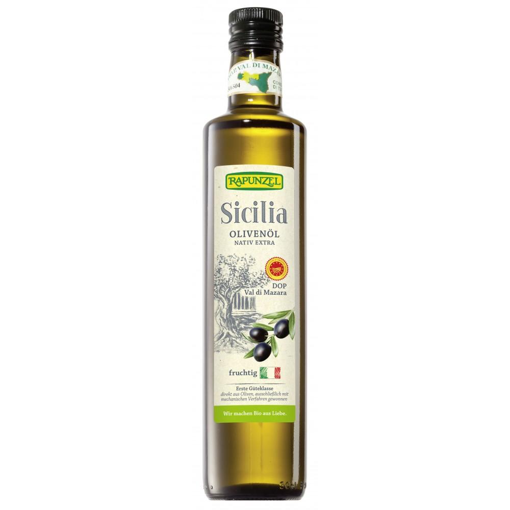 Ulei de masline Sicilian extravirgin bio