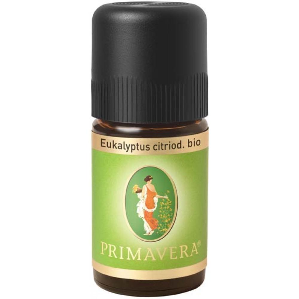 Ulei esential cu eucalipt citriodora bio