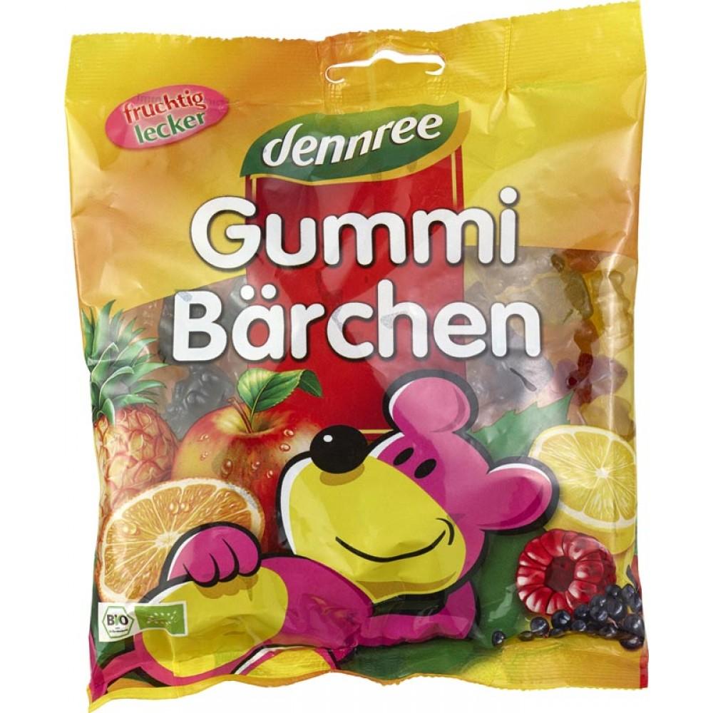 Ursuleti din gelatina bio