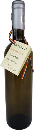 Zghihara de Husi vin ecologic