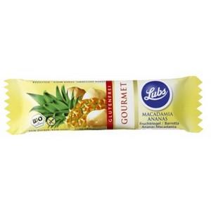 Baton cu macadamia si ananas FARA GLUTEN
