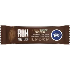 Baton RAW cu cacao, menta si proteine