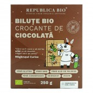 Bilute crocante de ciocolata FARA GLUTEN