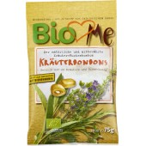 Bomboane bio cu plante si miere bio
