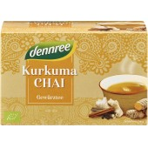 Ceai bio Curcuma Chai