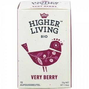 Ceai bio de fructe Very Berry
