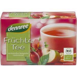 Ceai bio de fructe