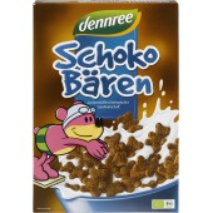 Cereale ursuleti de ciocolata bio