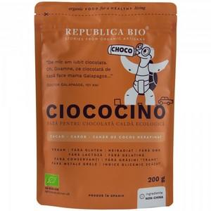 Ciococino baza pentru ciocolata calda ecologica
