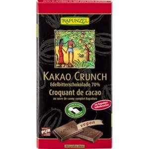 Ciocolata neagra crocanta