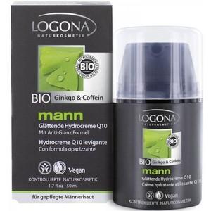Crema bio Hydrocream cu Q10 pentru barbati