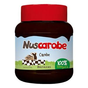 Crema de carob bio