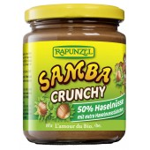 Crema de ciocolata cu alune crocante Samba