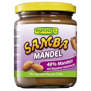 Crema Samba cu migdale bio