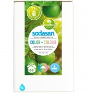 Detergent lichid pentru rufe colorate bag-in-box